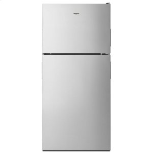 30-inch Wide Top Freezer Refrigerator - 18 cu. ft. - FINGERPRINT RESISTANT STAINLESS STEEL