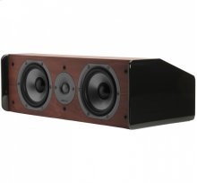 "TSi Series Center Channel Speaker with 5.25"" Drivers in Cherry"