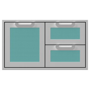 "Hestan36"" Hestan Outdoor Combo Door/Drawer - AGSDR Series - Bora-bora"