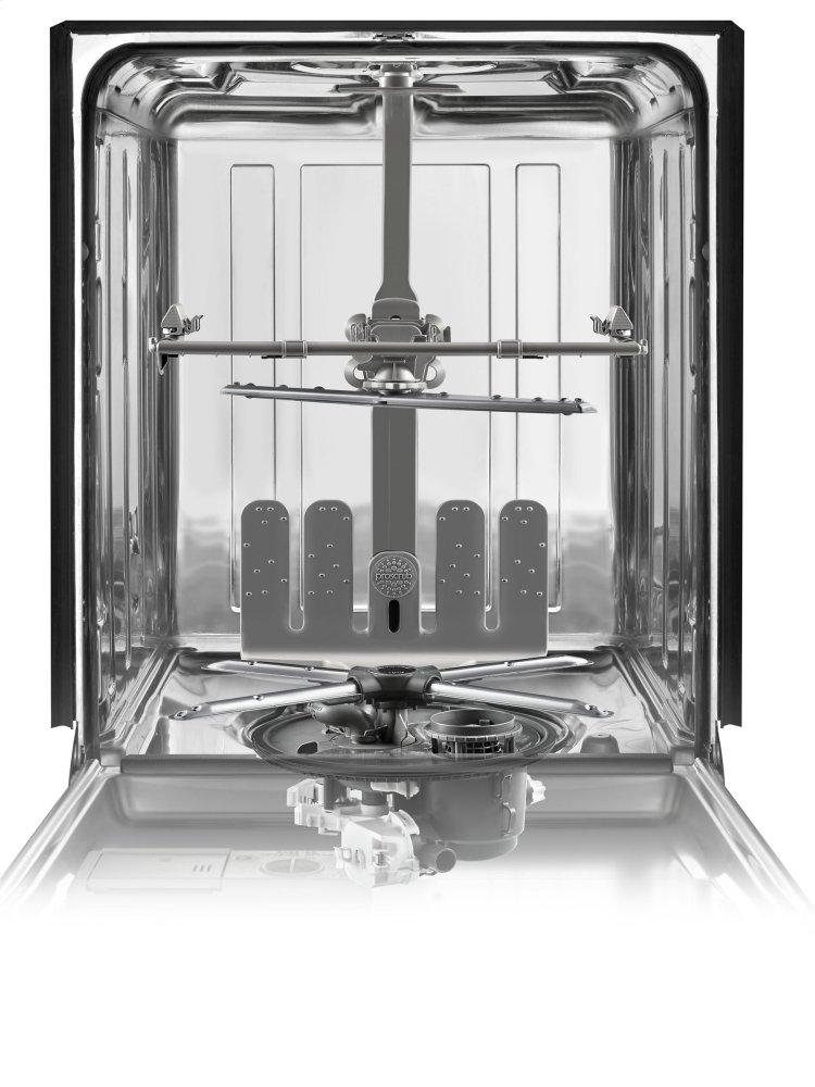 46 dBA Dishwasher with ProScrub™ Option - Panel Ready Photo #2