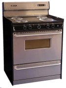 "30"" Free Standing Electric Range Product Image"