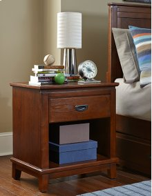 Chadwick Nightstand - Misson Oak