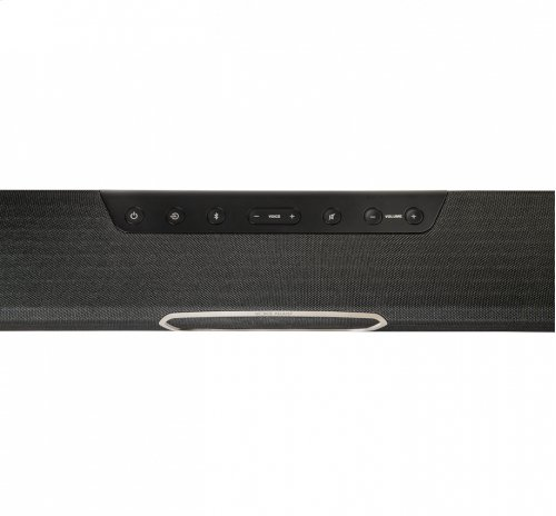 Maximum-Performance Home Theater Sound Bar System - Works with Google Assistant in Black