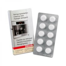 Cleaning tablets for CVA