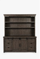 Madison County Server Hutch - Barndoor Product Image