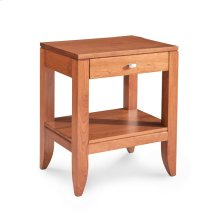 Justine Nightstand Table