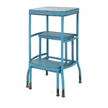 Antique Inspired Barstool Step Stool