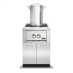 "Viking30""D. Power Burner Base - VBBO Outdoor Stainless Steel Cabinets"