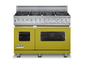 "48"" Sealed Burner Dual Fuel Range, Natural Gas"