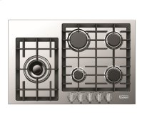 "Stainless Steel 30"" Gas Cooktop - Designer Series"