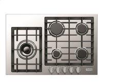 "Stainless Steel 30"" Gas Cooktop - Designer Series"
