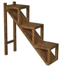 Cheyenne Stairstep Display Piece