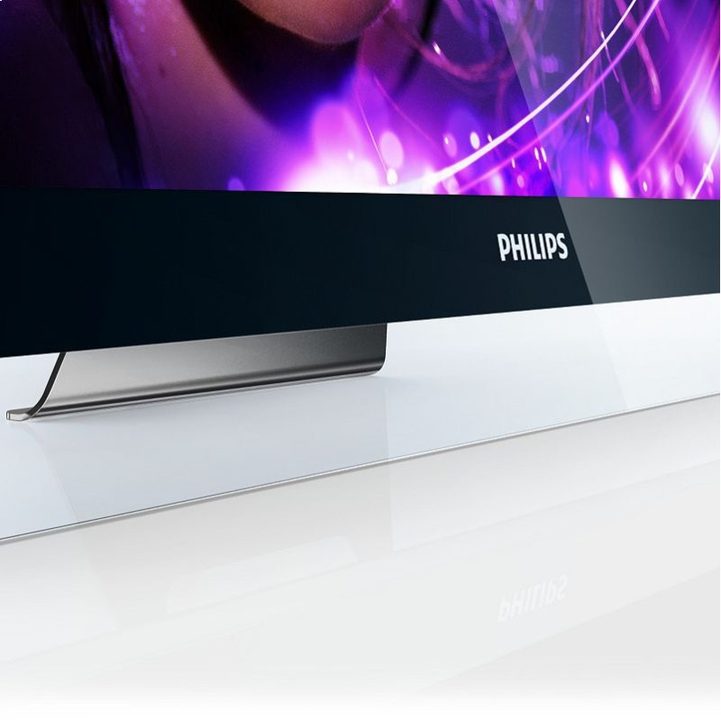 Philips DesignLine Tilt LED TV in in Carthage, TN