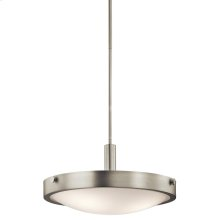 Lytham Collection 3 Light Convertible Semi Flush Ceiling Light - NI