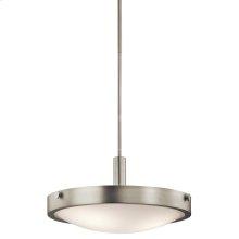 Lytham Collection 3 Light Convertible Semi Flush Ceiling Light - NI