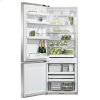 "Fisher & Paykel Freestanding Refrigerator Freezer, 25"", 13.5 Cu Ft, Ice"