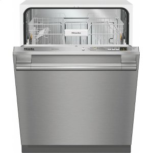 Miele G 4998 Vi Sf Am Fully-Integrated, Full-Size Dishwasher With Hidden Control Panel, Cutlery Basket And Cleantouch Steel Panel