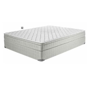 CoasterLaguna II Euro Top White Twin Long Mattress