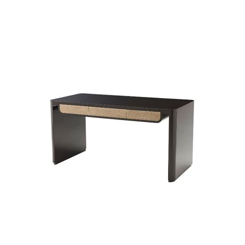 Bauer Writing Table - Lacquer & Wenge