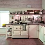 Cream  Dual Control 3-Oven All Electric