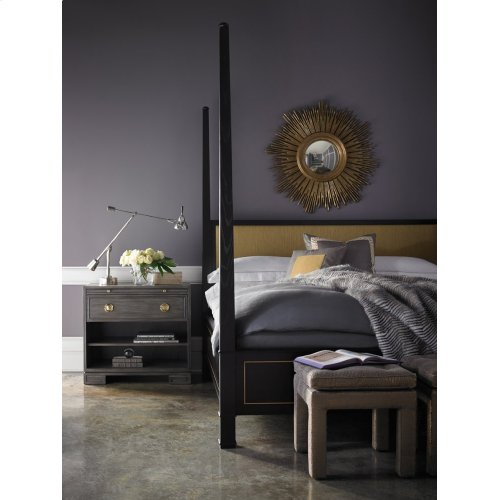 Andrea King Poster Bed
