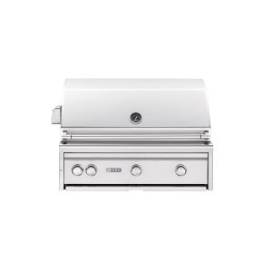 """36"""" Built-in ALL TRIDENT Grill with Rotisserie (L36ASR) - Liquid propane"""