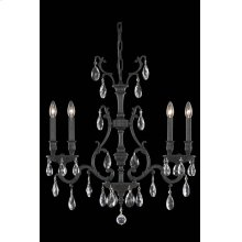 8604 Monarch Collection Hanging Fixture Dark Bronze Finish