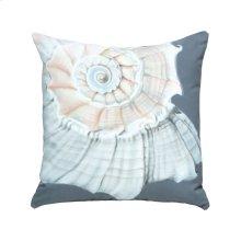 Shell Botanical I Pillow