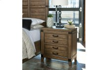 Metalworks Night Stand