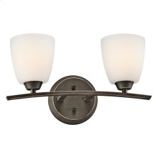 Granby Collection Granby 2 Light Bath OZ
