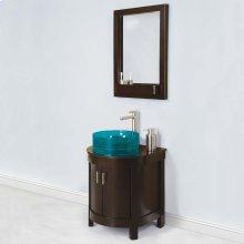 Haddington 24-inch Vanity With Countertop Esp