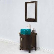 Haddington 24-inch Vanity With Countertop Esp