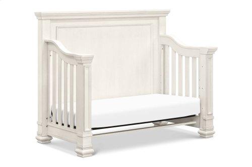 Coastal White Palermo 4-in-1 Convertible Crib