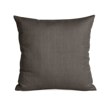 """16"""" x 16"""" Pillow Sterling Charcoal Product Image"""