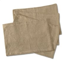 Belgium Linen Placemats, Set Of Four