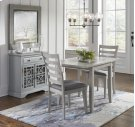 Sarasota Springs Ladder Back Dining Chair With Upholstered Seat Product Image