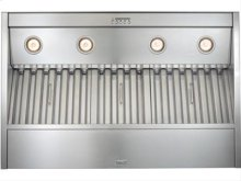 "64-3/8"" Stainless Steel Built-In Range Hood with Internal Super Pro 1200 CFM Blower DISCONTINUED"