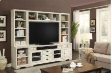 6pc TV Entertainment (#905h, #912, #930, #940, 2-#950t)tv Area: Front 59 X 18 X 38 1/2, Inside 61 3/4 X 10 1/2 X 37 1/2, Full Backpanel