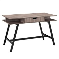 Turnabout Office Desk in Birch Product Image