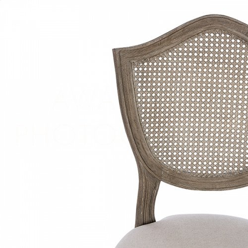 Shield Cane Back Dining Chair