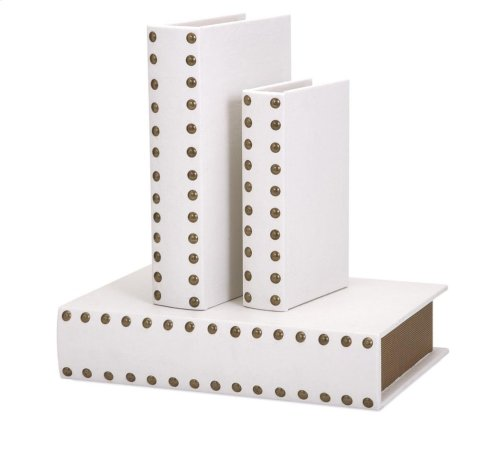 Essentials Celebrations Book Boxes - Set of 3