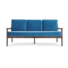 Albin Sofa (Covers sold separately), Walnut