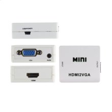 HDMI® to VGA Converter