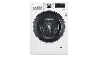 "2.6 Cu. Ft. Capacity 24"" Compact Front Load Washer W/ Nfc Tag On"