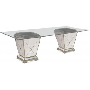 Borghese Dining Pedestal Table