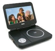 """Portable DVD Player with 8"""" Screen"""