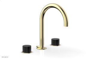 BASIC II Widespread Faucet 230-03 - Polished Brass