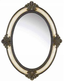 Traditional resin mirror