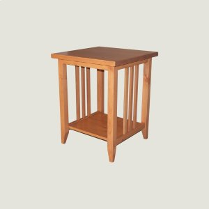Arts and Crafts End Table