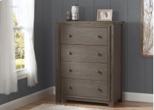 Langley 4 Drawer Chest - Rustic Grey (084)
